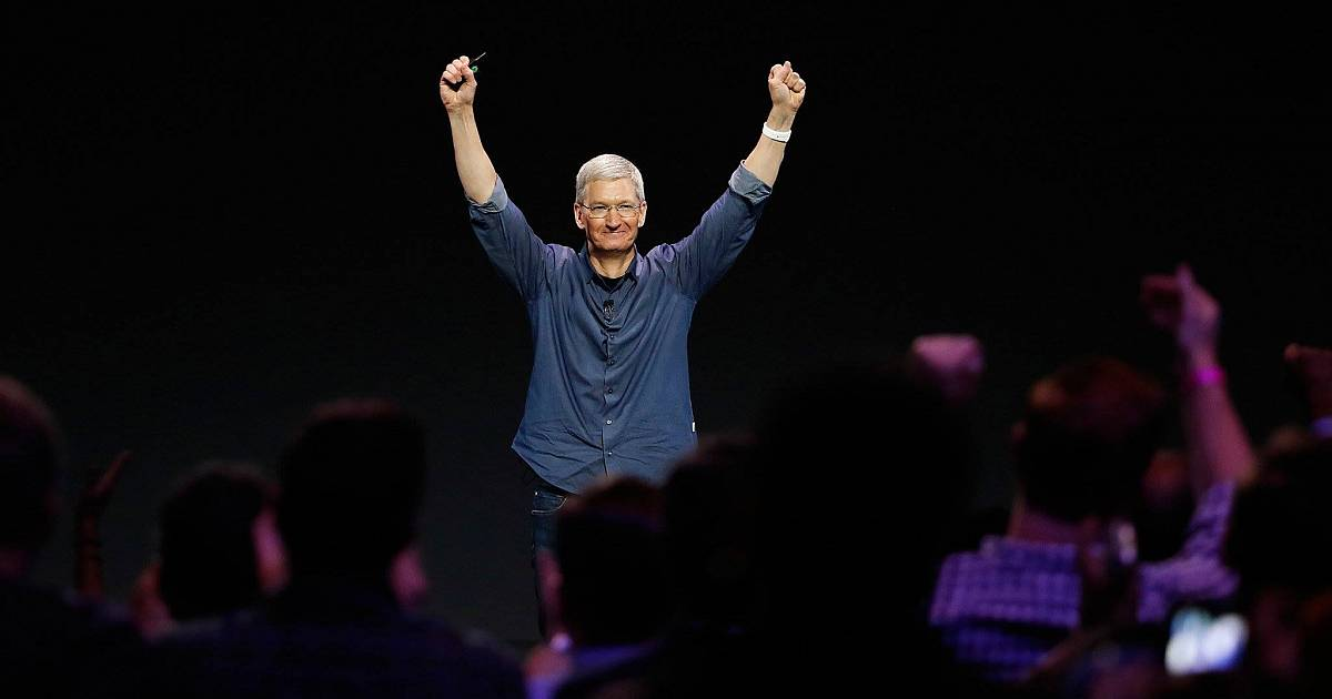 "Apple CEO Tim Cook: ""I"