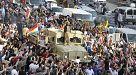 Les renforts peshmergas sur le point d'entrer à Kobané