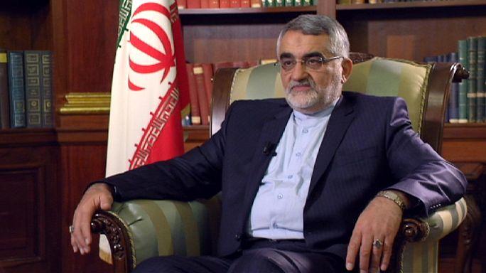 """""""L'Iran ne peut pas faire confiance à la coalition"""" qui lutte contre le groupe Etat islamique"""