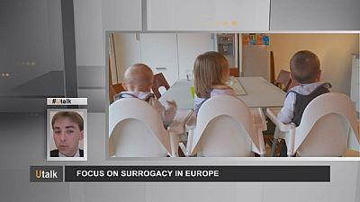 Focus sulla maternità surrogata in Europa