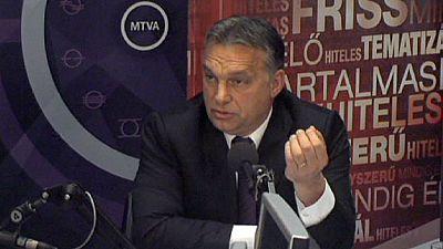 Ungheria, Orban annuncia ritiro della tassa su Internet