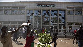 """Burkina Faso : un air de """"printemps noir"""""""