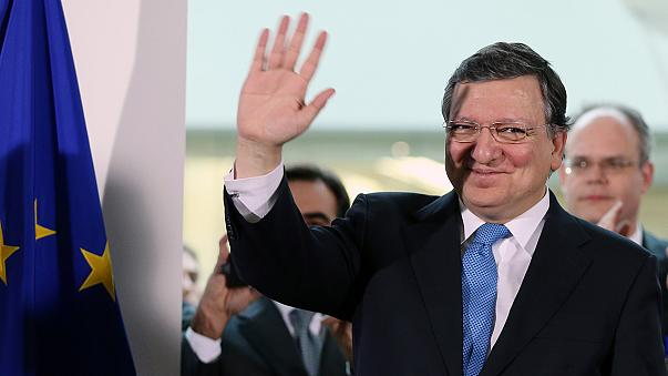Barroso attacks British PM as he prepares to bow out