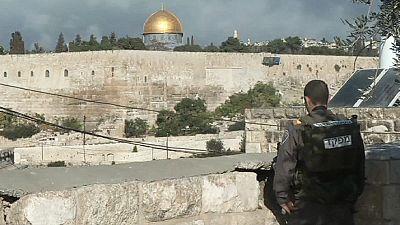Trotz Wieder-Eröffnung der Al-Aqsa-Moschee – Die Sicherheitslage in Jerusalem bleibt angespannt