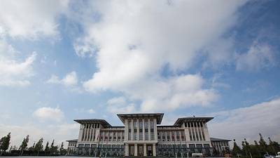 The extravagance of Turkey's presidential palace
