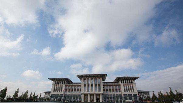 Nagyobb palotát építtetett magának a török elnök, mint a Fehér Ház