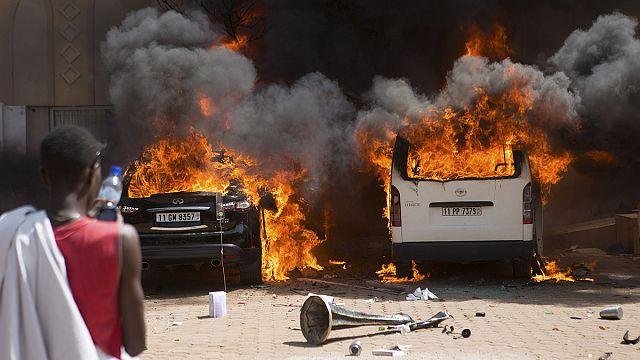 Кризис в Буркина-Фасо: историческая справка