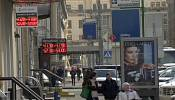 Rouble's slump continues despite huge interest rate hike by Russian central bank