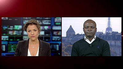 Georges Dougheli, periodista de Jeune Afrique: