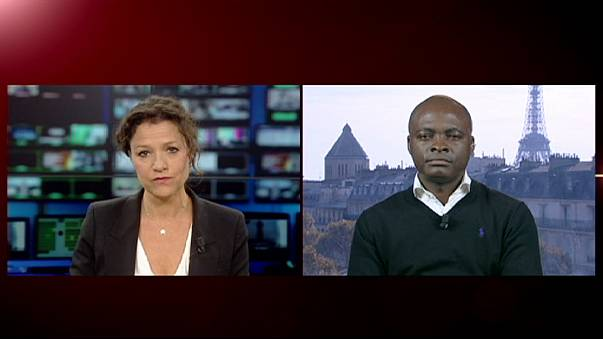 """Georges Dougueli: """"É compreensível que o Exército se tenha colocado do lado dos manifestantes no Burkina Faso"""""""