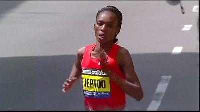 Maratona, Rita Jeptoo positiva all'Epo