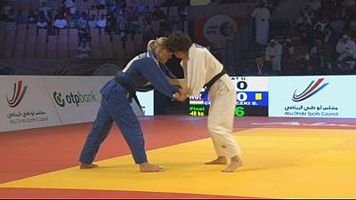 Lightweights kick-start Judo Grand Slam, Abu Dhabi