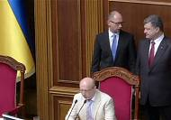 Ukraine: Poroshenko backs Yatsenyuk for new term as PM
