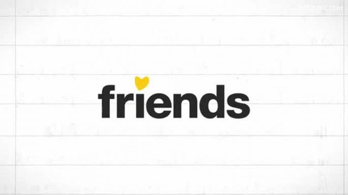 The Anti-Bullying Typeface (Friends)