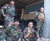 La bataille de kobané contribue à l'unification des kurdes