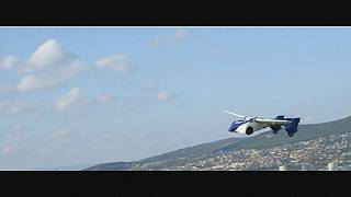 """""""إيروموبايل"""" سيارة.. ولكنها طائرة أيضا"""