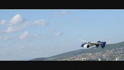 The Aeromobil: living the flying car dream