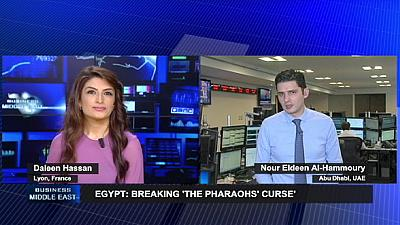 Egypt: breaking 'the pharaoh's curse'