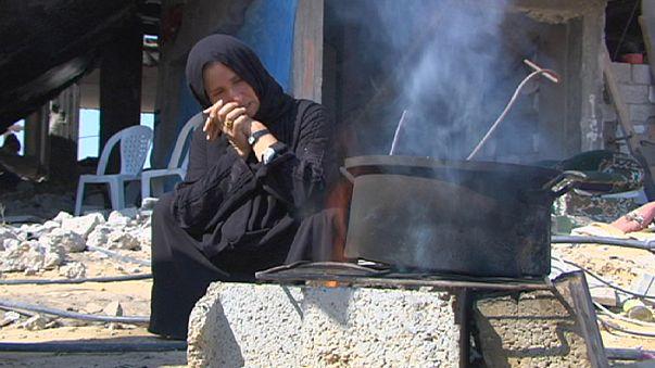 Tante macerie, poco cemento: la difficile ricostruzione di Gaza