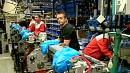 Eurozone manufacturing flat, new orders decline