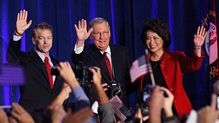 Une vague rouge républicaine emporte le Capitole