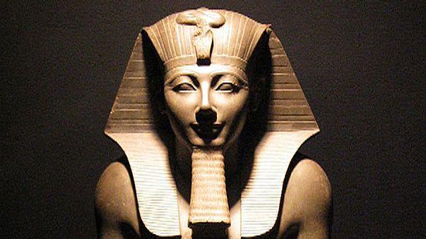 Több ezer éves templomot fedeztek fel illegális régészek Egyiptomban