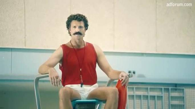Swimming (Movember)