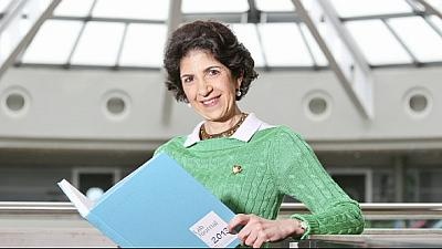 Physicist Fabiola Gianotti to head CERN