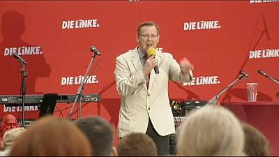 Former GDR communists take power in German state