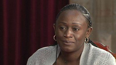 Caddy Adzuba, valor y compromiso