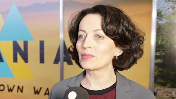 World Travel Market 2014 interview – Eglantina Gjermeni, Albania