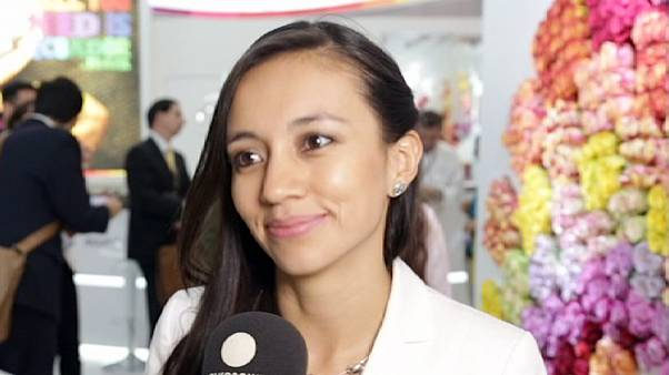 World Travel Market 2014 interview – Sandra Naranjo, Ecuador