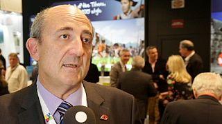 World Travel Market 2014 interview – Pierre Coenegrachts, Belgium