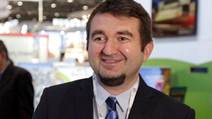 World Travel Market 2014 interview – Razvan Marc, Romania