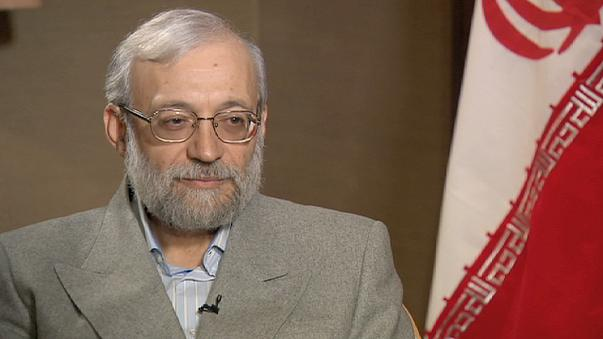 Iran's Larijani slams West's 'bias' on human rights