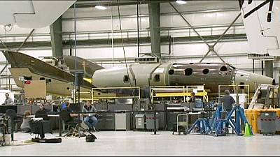 """Virgin Galactic """"ready to fly again next year"""" after crash"""