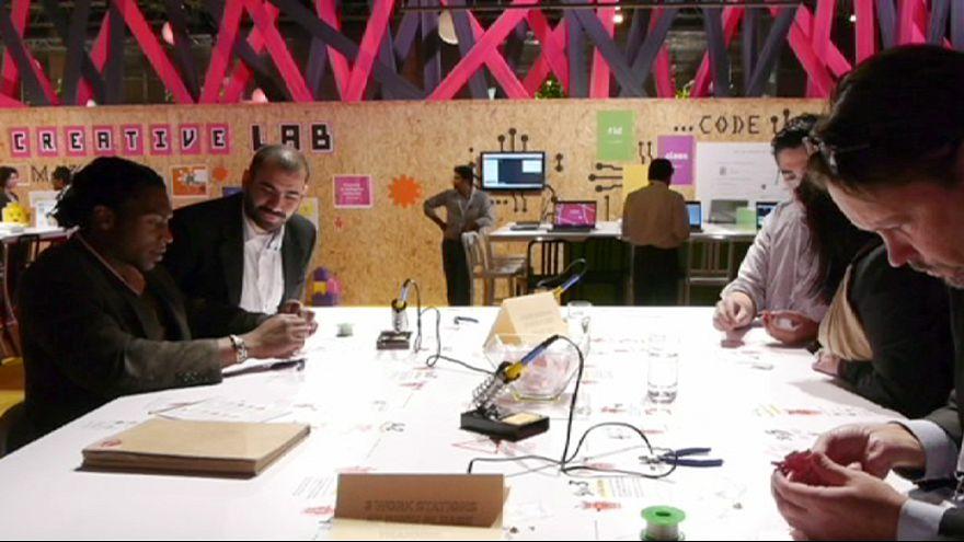 Саммит WISE: креативности тоже учатся