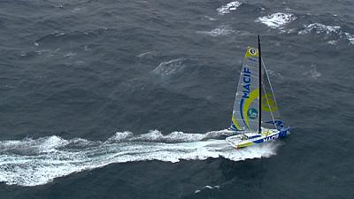 Cordon bleu or come-in-a-bag cooking fuels Route du Rhum sailors