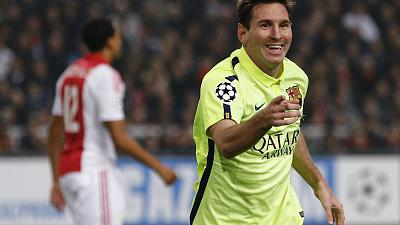Messi equals Champions League scoring record as City and Chelsea struggle