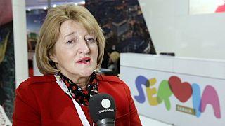 World Travel Market 2014 interview – Gordana Plamenac, Serbia