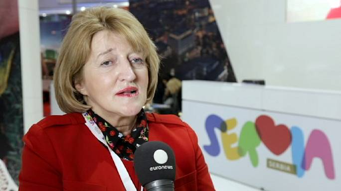 World Travel Market 2014 interview – Gordana Plamenac, Serbia