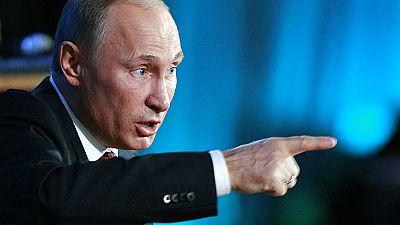 Vladimir Putin most powerful man in the world - Forbes