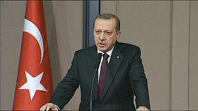 "Middle East: Erdogan warns of ""new intifada"""