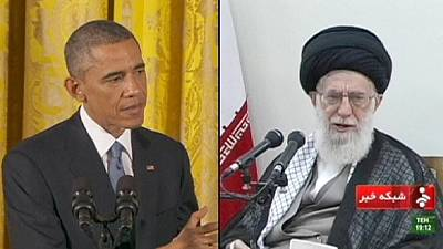 President Obama reportedly wrote 'secret letter' to leader of Iran
