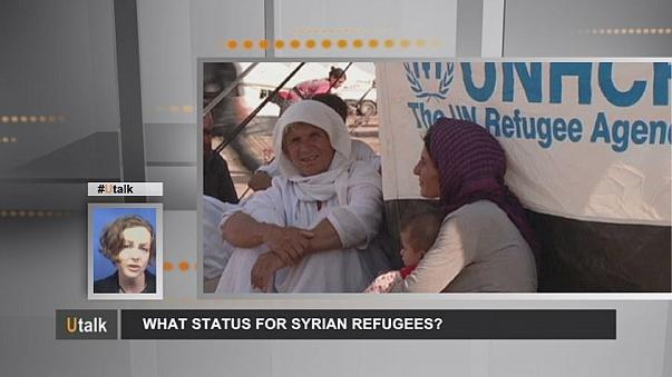 ما هي وضعية اللاجئين السوريين ؟