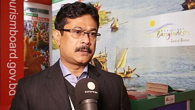 World Travel Market 2014 interview – Akhtaruz Zaman Khan Kabir, Bangladesh