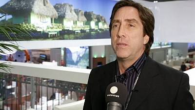 World Travel Market 2014 interview – Fernando de León, Panama