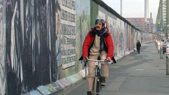 دراجة هوائية لتتبع آثار الستار الحديدي بين أوروبا الشرقية و الغربية
