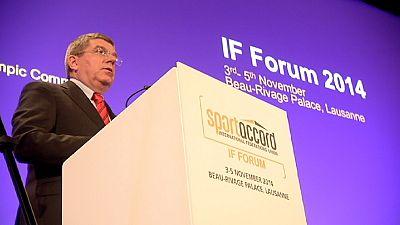 "Forum SportAccord : ""Le sport a besoin d'évoluer"""