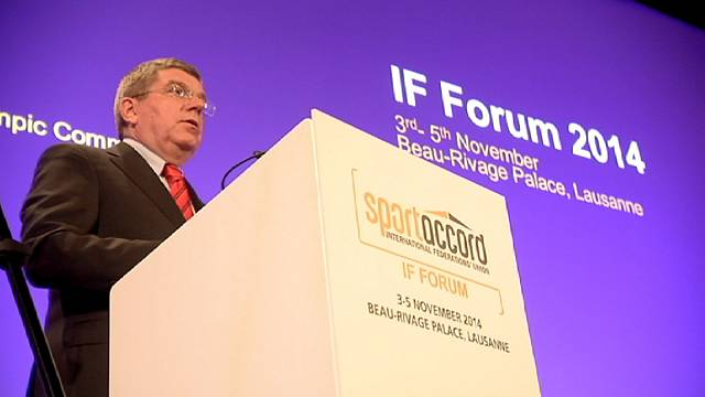 SportAccord Forum – innováció